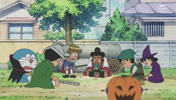 [DORACHAN-FS] New Doraemon (2005) - ตอนฮาโลวีนมันคือวันอะไรเหรอ ?