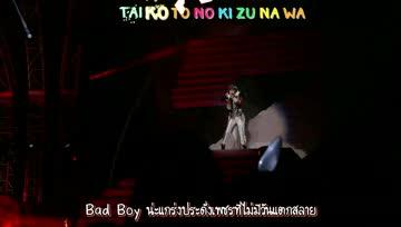 [Thaisub/Karaoke] Sexy Zone JAPAN TOUR - Bad Boy