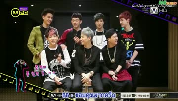 140125 GOT7 Interview Mnet Thai sub Cut