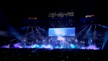 ETERNAL MIND - Kis-My-Ft2 [ SNOW DOME no Yakusoku IN TOKYO DOME 2013.11.16 ]