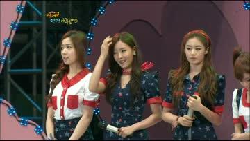 T-ara OBS Yeoncheon Love Concert