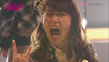 [140222] AKB48 SHOW! - Mae Shika Mukanee