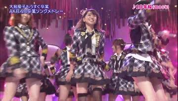 [Perf.] 140226 AKB48 - 10nen Zakura @ Ichiban Song Show