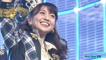 AKB48 Mae shika mukanee - MUSIC JAPAN 2014-02-27