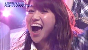 [Perf.] 140226 AKB48 - Mae shika mukanee @ Ichiban Song Show