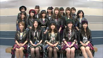 AKB48 - Maeshika mukanee @ CDTV 2014-03-01