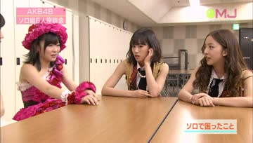 120212 AKB48 MUSIC JAPAN (talk segment)