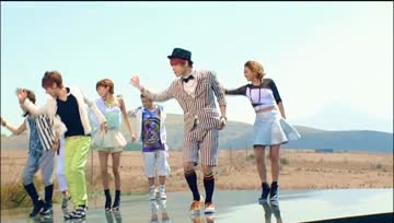 AAA - Love Is In The Air (Making Off)