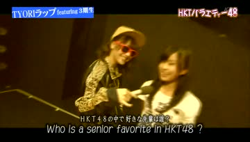 [Chuy] HKT48 - HKT Variety 48 ep22 ซับไทย