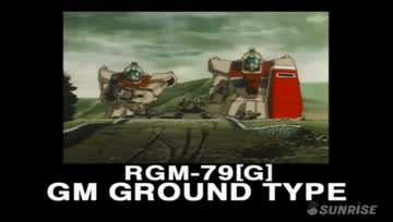 [CROSS-FS] RGM-79(G) GM Ground Type (Thai Subtitles)