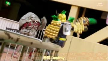 [ASHEROFS]MAD Kamen rider gaim -One Ok Rock naihi shishou