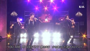 2014.09.17 SHOUNEN CLUB PREMIUM  - KAT-TUN Performance