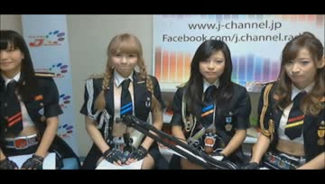 kamen rider girls in J-chanel