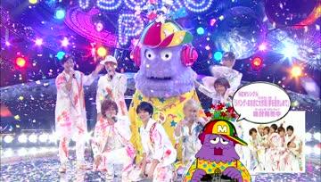20141024 DountsukuPa Johnnys' WEST [Ookini ]