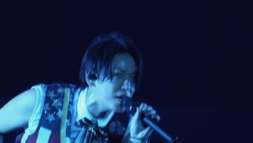 KAT-TUN LIVE 2015 quarter in TOKYO DOME-Solo Angle of  In Fact-Kamenashi Kazuya