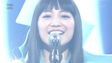 miwa - Faith (65th NHK Kouhaku Uta Gassen 2014.12.31)