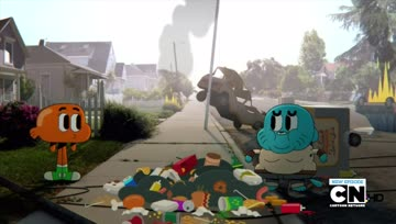The Amazing World of Gumball ep12