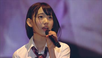 150322 HKT48 Concert in Okinawa - Sakura, Minna de Tabeta (Sanshin ver.)