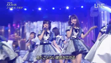 [SUBTH] AKB48 _ LOVE TRIP - THE MUSIC DAY