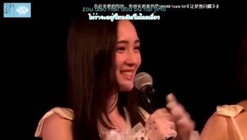 SNH48 - sakura no hanabiratachi (Savoki Solo Ver.) แปลไทย