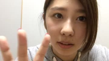 岡田 彩花(AKB48 チーム4) - SHOWROOM 160816