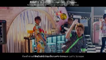 [Thaisub] Sha la la☆Summer Time - Kis-My-Ft2