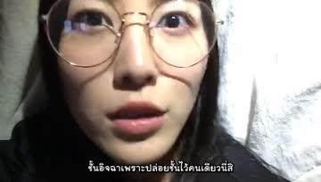 Matsui Jyurina SKE48 Showroom 14.10.16 [Thaisub]