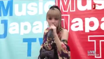 [Live] GARNiDELiA (Yakusoku) Music Japan TV