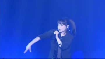 [Live] Shiena Nishizawa (Fubuki) AJ NIGHT 2016