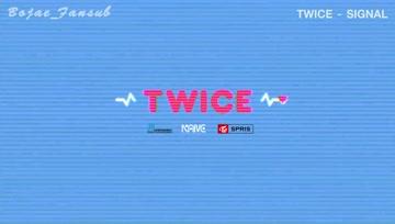 TWICE - SIGNAL [Thai Sub]