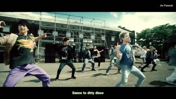[jio] Dirty Disco - THE RAMPAGE from EXILE TRIBE - short ver.- (sub Thai)