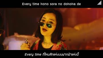 [Gnez46-Fs] BiSH _ PAiNT it BLACK [Sub Thai]