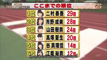 150718[DKkr]SKE48 ZERO POSITION ep19 สปอร์ตเทส ตอนที่ 3