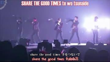 [One Piece ost.]TVXQ - Share the world[ซับไทย]