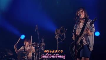 (Live) Ikiru Girl - SHISHAMO [thaisub]