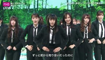 FNS Uta no Natsu - All Sakamichi Series Performance [190724]