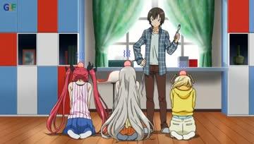 Haiyore! Nyaruko-San F เทพพิทักษ์จอมยุ่ง เนียลโกะ OVA ซับไทย