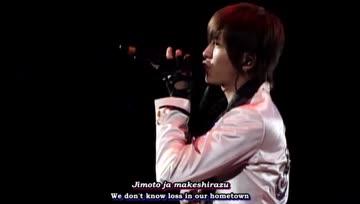 Yamashita Tomohisa - Talk + Medley